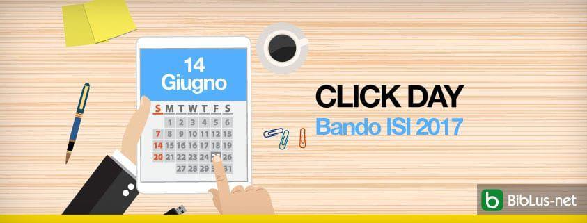 Click day Bando ISI 2017