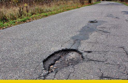 sigillante per asfalto