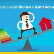 Cessione ecobonus e sismabonus