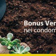 Bonus Verde nei condomini