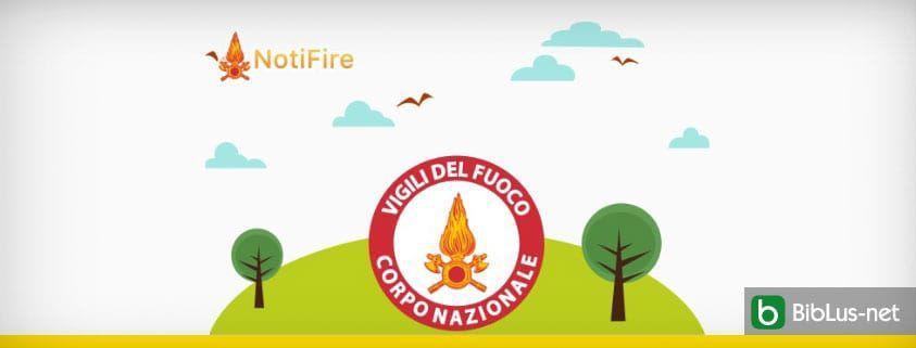nuova app vigili del fuoco