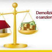 Demolizione o sanzione