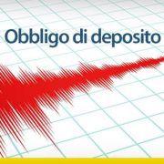 Obbligo di deposito_
