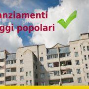 finanziamenti alloggi popolari