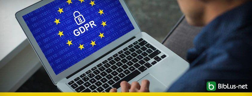 gdpr protezione dati in europa