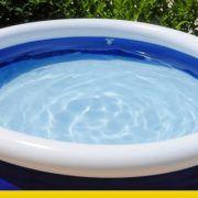 piscina gonfiabile cambio destinazione uso