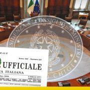 decreto fiscale in gazzetta