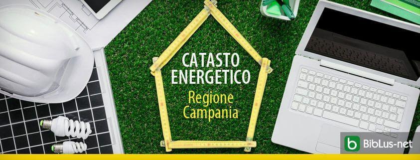 Catasto energetico Regione Campania-