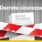 Decreto sicurezza-2018