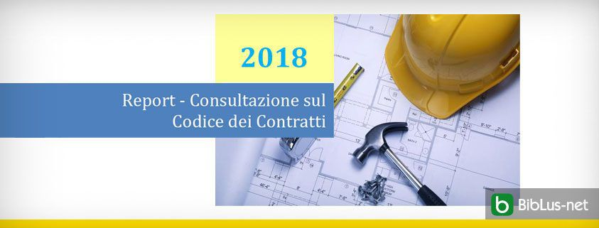 Report consultazione pubblica-2018