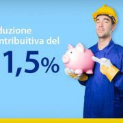 riduzione contribuitiva