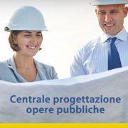 Centrale progettazione opere pubbliche