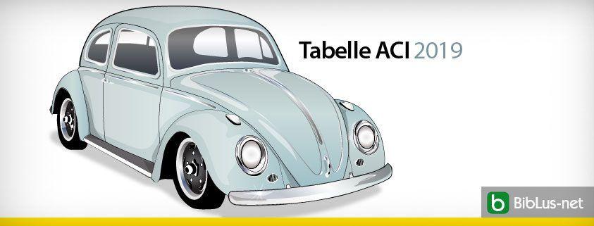 nuove_tabelle ACI 2019