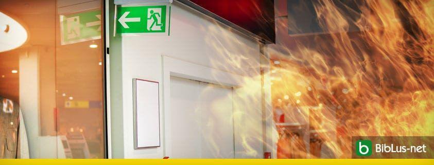 prevenzione incendi negozi