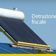 Detrazione fiscale foto termico