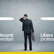 sentenza incompatibile libera professione con docenza