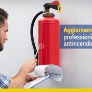 Aggiornamento professionisti antincendio