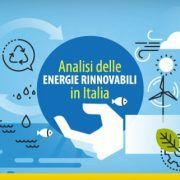 Grafico 1 -Rinnovabili Italia 2018