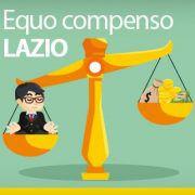 Equo compenso Lazio