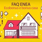 FAQ ENEA Ecobonus e bonus casa