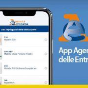 App Agenzia delle entrate-