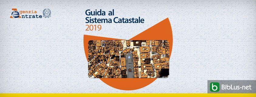 Guida al Sistema Catastale 2019
