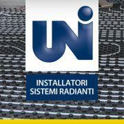 norma uni riscaldamento pavimento-installatori