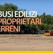 Abusi edilizi e proprietari terreni