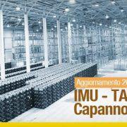 Aggiornamento 2019 IMU – TASI Capannoni
