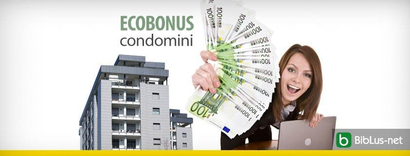 ECOBONUS condomini
