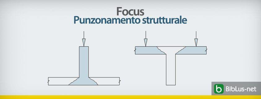 Focus Punzonamento strutturale