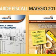 Guide fiscali – maggio 2019