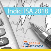 Indici ISA 2018
