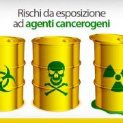 Rischi da esposizione ad agenti cancerogeni
