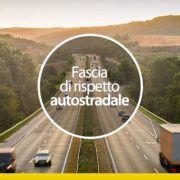 Fascia di rispetto autostradale