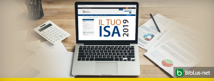 Il tuo ISA 2019