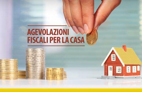 Agevolazioni fiscali per la casa