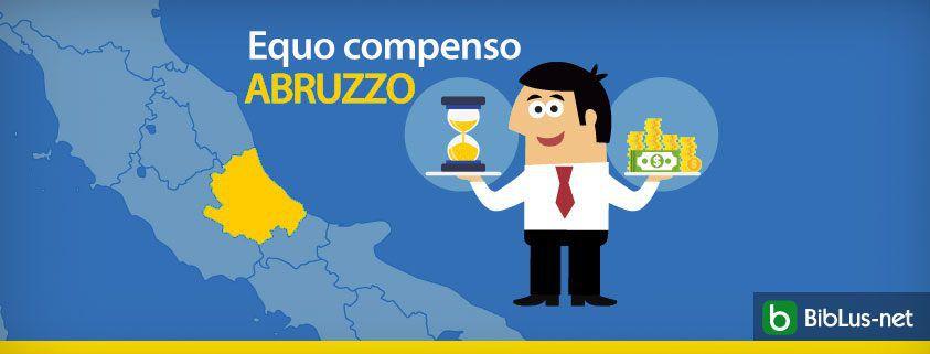 Equo compenso Abruzzo