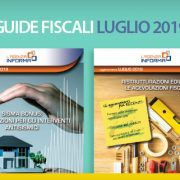 GUIDE FISCALI LUGLIO 2019