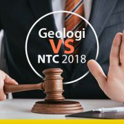 Geologi vs NTC 2018