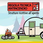 Regola tecnica antincendio Strutture ricettive all-aperto