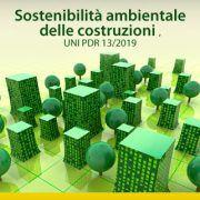 Sostenibilita ambientale delle costruzioni, UNI PDR 13 2
