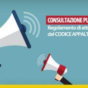 consultazione pubblica Regolamento di attuazione del Codice App