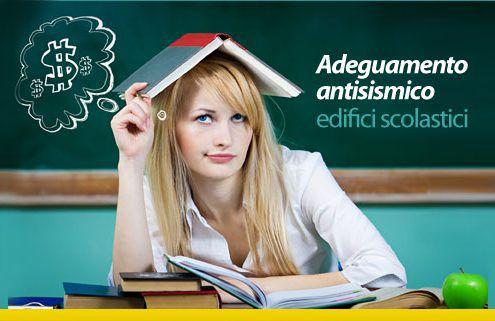 Adeguamento antisismico edifici scolastici