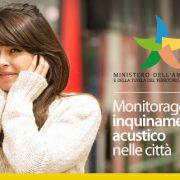 Monitoraggio inquinamento acustico nelle citta
