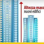 Altezza massima nuovi edifici