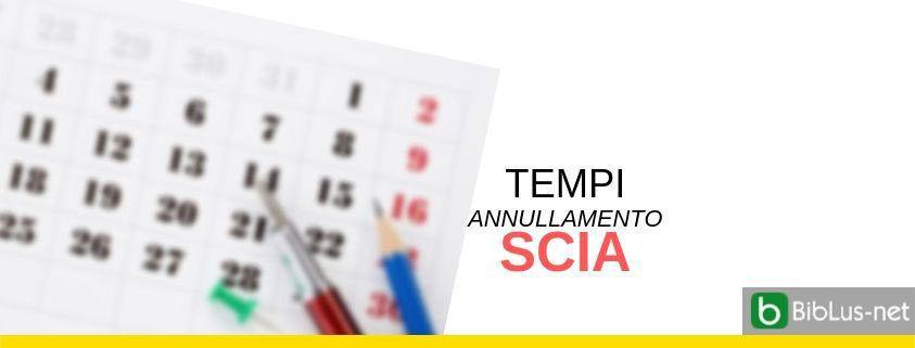 Tempi–annullamento-SCIA-