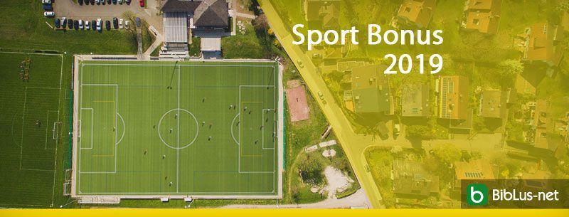 Sport-Bonus-2019