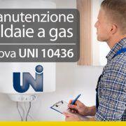 Manutenzione-caldaie-a-gas-nuova-UNI-10436
