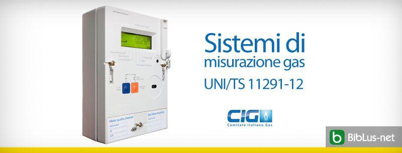 Sistemi di misurazione del gas